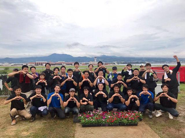 長崎空港花いっぱい事業、「みしまフラワーフェスタ2018」